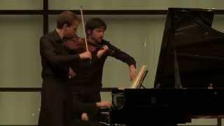 Béla Bartók: Rhapsody Nr. 2