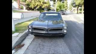 1966 Pontiac Lemans Restoration