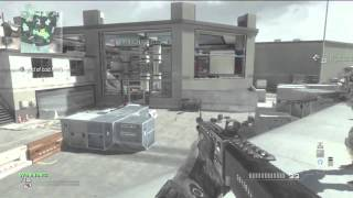 MW3 Infected Gameplay On Terminal