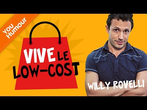 WILLY ROVELLI - Vive le low-cost !