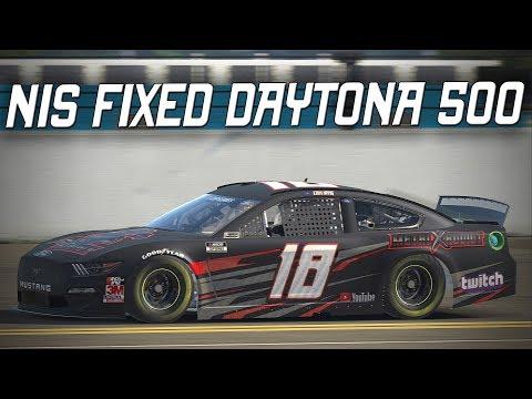Great American Race L IRacing: (NASCAR IRacing Series Fixed @ Daytona)
