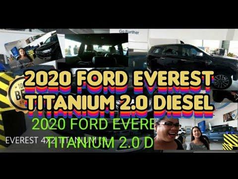 2020 FORD EVEREST 4X2 TITANIUM 2.0 TurboDiesel Review || Mia Esty Vlogs #25