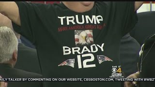 Trump-Brady T-Shirt: Trump Approves