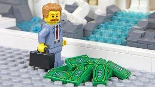 Lego Lucky Coin - The Robbery
