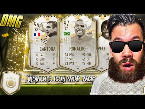 17x PRIME ODER MOMENTS ICON PACKS + 5x GARANTIERTE MOMENTS ICON PACKS 🔥🔥 SHEESH ODER JEEZ 🚀 FIFA 21