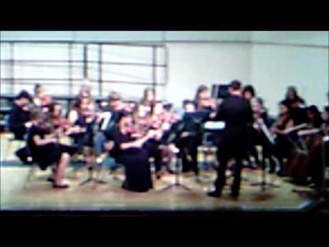 Highview Chamber Orchestra Concert 01