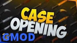 Case opening - GMOD DarkRP FR