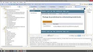 Java-Dokumentationen erzeugen | Einstieg in Java