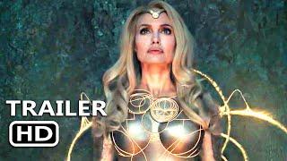 MARVEL'S ETERNALS Official Trailer (2021)