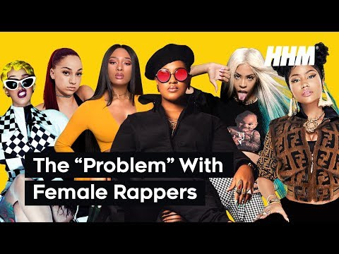 "The ""Problem"" With Female Rappers"