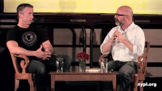 Dan Savage & Andrew Sullivan | LIVE from the NYPL