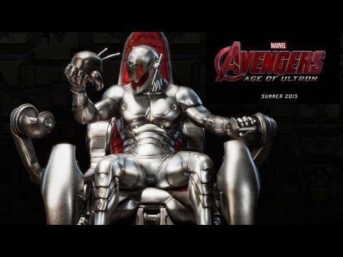 AVENGERS 2 Synopsis Reveals Ultron Origin?