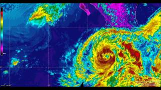 06/04/15 - Hurricanes Andres and Blanca