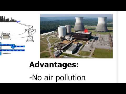 Physics Lesson 28b - Energy Resources