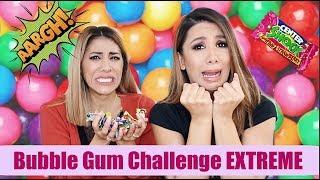 Bubble Gum Challenge EXTREME mit Sevin I Sooo lustig!!! I Soraya Ali