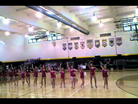 Oakville Middle School Dance Team