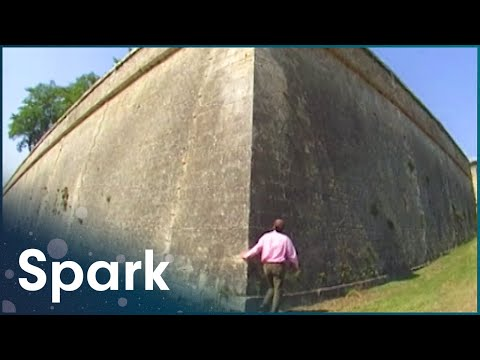 How Did They Build That?: Defences (Full Engineering Documentary) | Spark