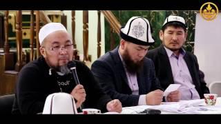 СУРОО ЖООП 3 бөлүм Шейх Чубак ажы РФ Новосибирск шаары Борбордук мечит 27 10 2016