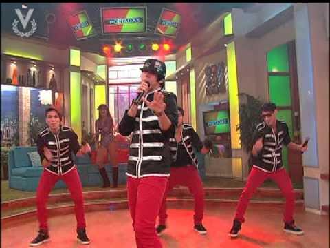 """Música: Los Chamacos """"Amor a escondidas"""" 10-07-2012"""