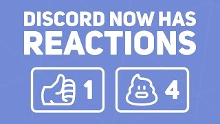 Discord Has Reactions (Epic Science Experiment)