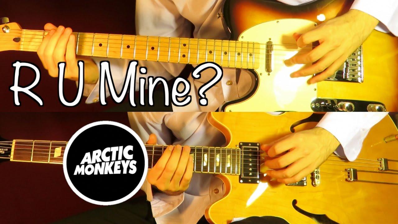 R U Mine Arctic Monkeys Album Cover R U Mine ? (album vers...