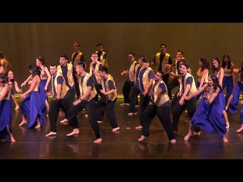Lose Yourself to Dance 2018 - Bollywood Fusion