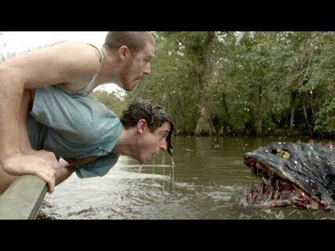 best horror movie 2017   crocodile giant  Best American horror film HD