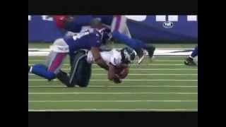 Repeat youtube video Demetry James eagles vs giants