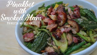 Pinakbet with Smoked Ham