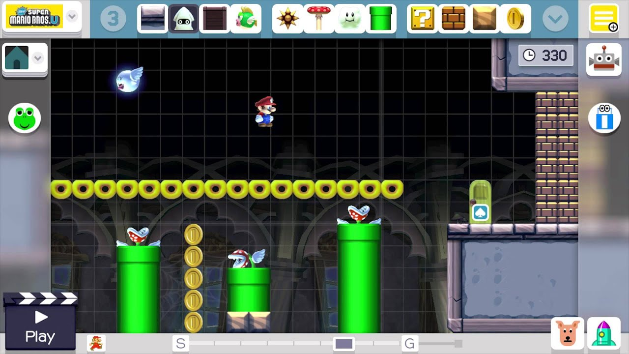 nsmb editor how to change the music