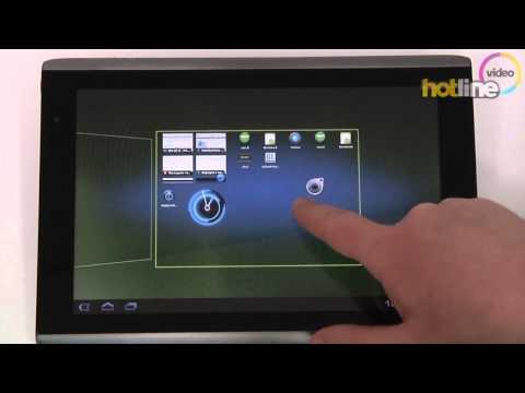 Обзор Android 3.0 Honeycomb