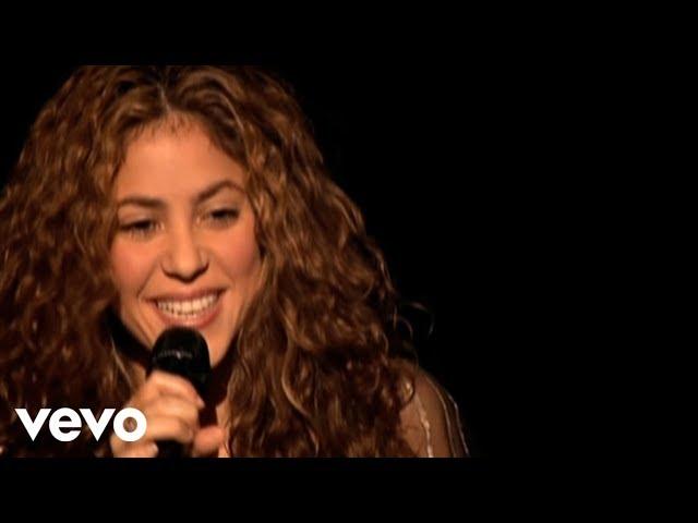 Shakira - Antologia (Stereo)