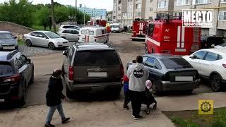 Сводка  Убили женщину в Котельниче  Место происшествия 02 07 2020