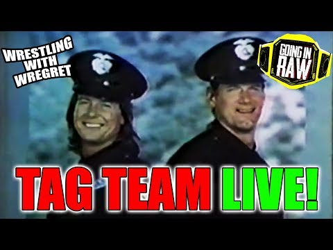Tag Team (with Steve & Larson and Rob Fee) | Wrestling With Wregret