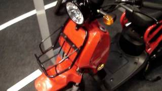 LONCIN 50cc and 150cc Chinese Copy of Honda Zoomer - Ruckus