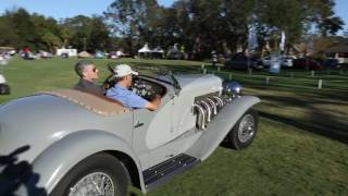 Gary Cooper Duesenberg Drive
