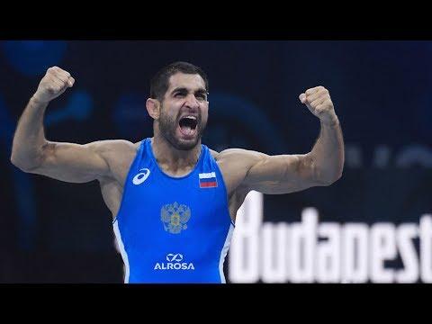 Степан Марянян - чемпион мира из Краснодара