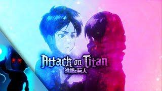 ATTACK ON TITAN RAP │ Zach Boucher (feat. HalaCG)