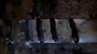 Сварка инвертором Бармалей(Показывет качество сварки при разных индуктивностях на выходе., 2015-12-12T22:33:12.000Z)