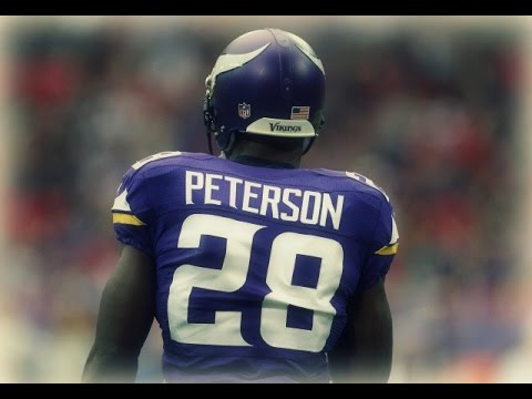 "Adrian Peterson || ""Can"