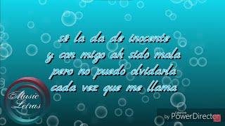 Lich Wazzy//No Puedo Olvidarte//LETRA