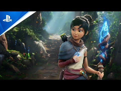 Kena: Bridge of Spirits - State of Play Trailer | PS5, PS4