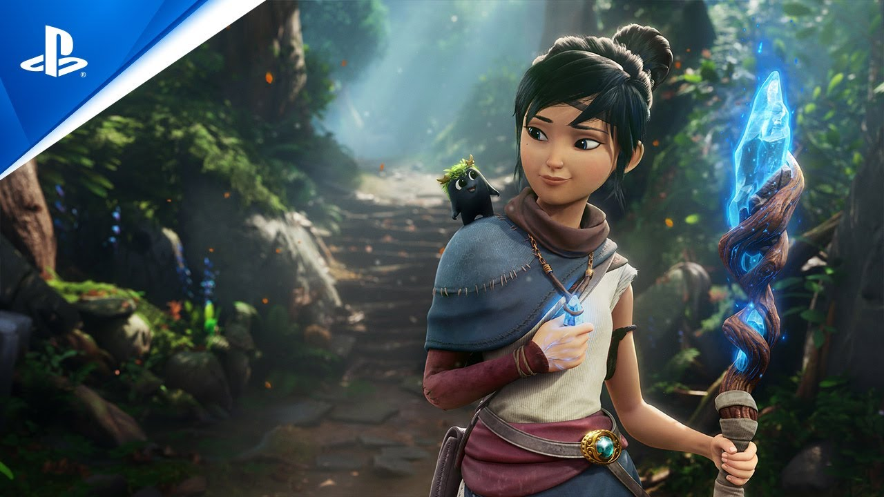 Kena: Tráiler State of Play Bridge of Spirits - PS5, PS4