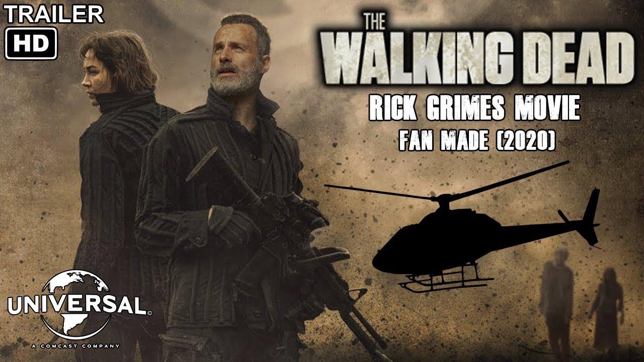 "Download Rick Grimes Movie - Trailer ""Fan Made"" (2021)"