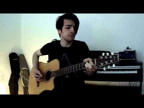 30 Seconds to Mars - City of Angels ( acoustic cover ) Fesal Hazini