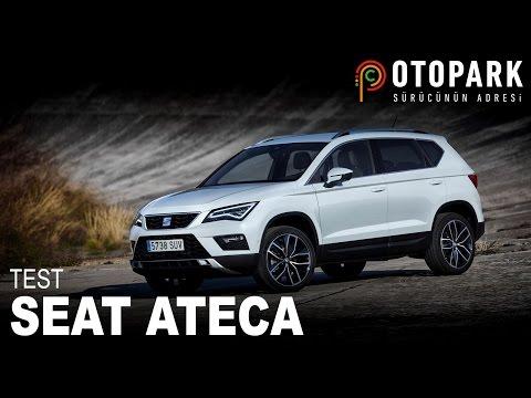 Seat Ateca 1.4 EcoTSI DSG | TEST