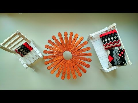 awesome-ideas-with-clothespin---diy-crafts-tutorial