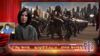 xCOM 2 начало, обучение (1 часть)