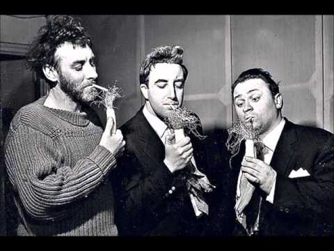 "A Certain Conversation - The Goon Show ""The Missing Scroll"""