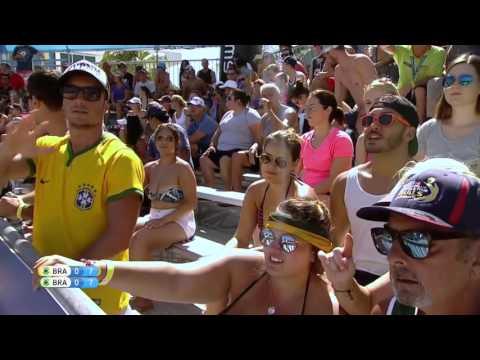 Evandro/Pedro Solberg vs Alison/Bruno Schmidt (Semifinals) Fort Lauderdale 2015